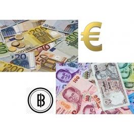Controlla il cambio valuta Euro - Bath