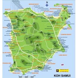 Koh Samui island